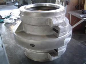 Babbitt Pump Bearing