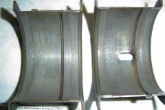 Babbitt White Metal Conrod Bearing Shells 1