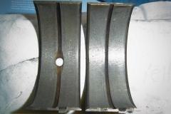 Babbitt White Metal Conrod Bearing Shells 2