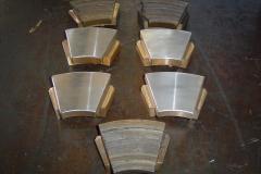 Bronze Thrust Pads