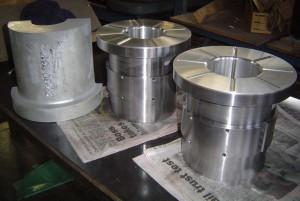 Babbitt Compressor Bearings