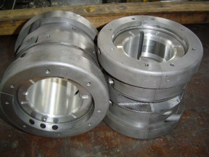 White Metal Compressor Bearings